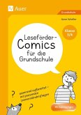 Leseförder-Comics für die Grundschule - Klasse 3/4