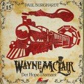 Wayne McLair, Folge 15: Der Hope-Diamant (MP3-Download)