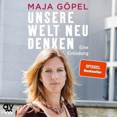 Unsere Welt neu denken (MP3-Download) - Göpel, Maja