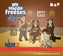 Wir sind die Freeses. La Famiglia - Altenburg, Andreas