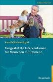 Tiergestützte Interventionen für Menschen mit Demenz (eBook, ePUB)
