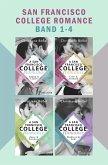 San Francisco College Romance Band 1-4 (eBook, ePUB)