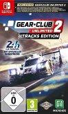 Gear Club Unlimited 2: Tracks Edition (Nintendo Switch)
