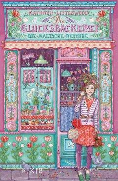 Die magische Rettung / Die Glücksbäckerei Bd.5 (Mängelexemplar) - Littlewood, Kathryn