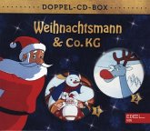 Weihnachtsmann & Co. KG Doppel-Box, 2 Audio-CD