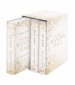 Die Maxton-Hall-Reihe: Alle 3 Bände im Schuber: Save Me. Save You. Save Us. - Kasten, Mona