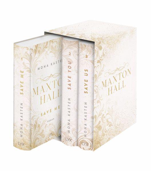 Die Maxton-Hall-Reihe: Alle 3 Bände im Schuber: Save Me. Save You. Save Us.