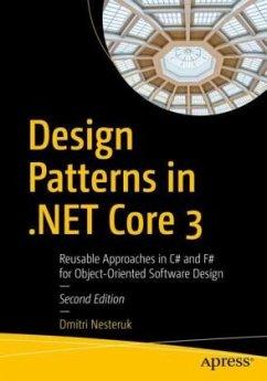 Design Patterns in .NET Core 3 - Nesteruk, Dmitri