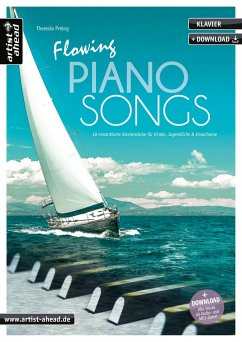 Flowing Piano Songs - Prelog, Theresia