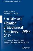 Acoustics and Vibration of Mechanical Structures-AVMS 2019