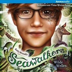 Wilde Wellen / Seawalkers Bd.3 (MP3-Download) - Brandis, Katja