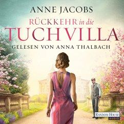 Rückkehr in die Tuchvilla / Tuchvilla Bd.4 (MP3-Download) - Jacobs , Anne