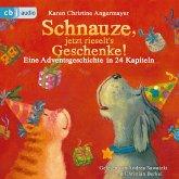Schnauze, jetzt rieselt's Geschenke / Schnauze Bd.6 (MP3-Download)