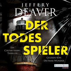 Der Todesspieler / Colter Shaw Bd.1 (MP3-Download) - Deaver, Jeffery