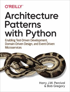 Architecture Patterns with Python (eBook, ePUB) - Percival, Harry