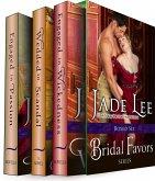 Bridal Favors Series Boxed Set (Three Historical Romance Novels in One) (eBook, ePUB)