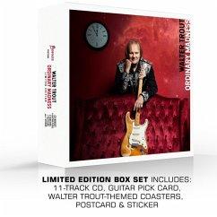 Ordinary Madness (Ltd.Edition Box Set) - Trout,Walter