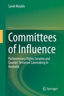 Committees of Influence (eBook, PDF) - Moulds, Sarah