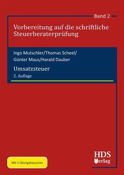 Umsatzsteuer (eBook, PDF) - Dauber, Harald; Maus, Günter; Mutschler, Ingo; Scheel, Thomas