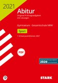 STARK Abiturprüfung NRW 2021 - Sport LK