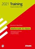 STARK Training Hauptschulabschluss 2021 - Mathematik 10. Klasse - NRW