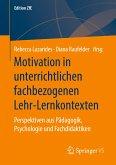 Motivation in unterrichtlichen fachbezogenen Lehr-Lernkontexten