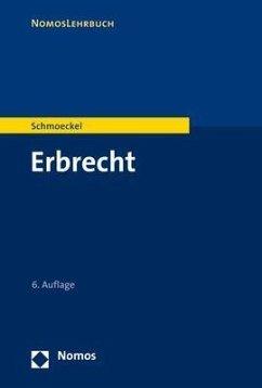 Erbrecht - Schmoeckel, Mathias