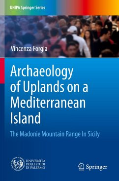 Archaeology of Uplands on a Mediterranean Island - Forgia, Vincenza