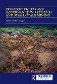 Property Rights and Governance in Artisanal and Small-Scale Mining (eBook, ePUB)