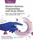 Modern Systems Programming with Scala Native (eBook, ePUB)