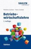 Betriebswirtschaftslehre (eBook, PDF)