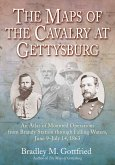 Maps of the Cavalry at Gettysburg (eBook, PDF)