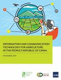 Information and Communication Technology for Agriculture in the People's Republic of China