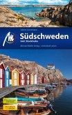 Südschweden inkl. Stockholm Reiseführer, m. 1 Karte (Mängelexemplar)