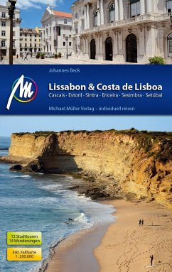 Lissabon & Costa de Lisboa Reiseführer Michael Müller Verlag (Mängelexemplar) - Beck, Johannes