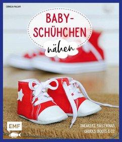 Babyschühchen nähen (Mängelexemplar) - Malsam, Cornelia