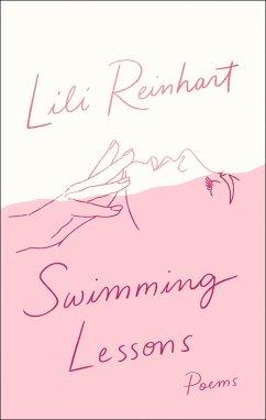 Swimming Lessons: Poems (eBook, ePUB) - Reinhart, Lili