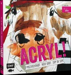 Acryl! (Mängelexemplar) - Rüdel, Iris