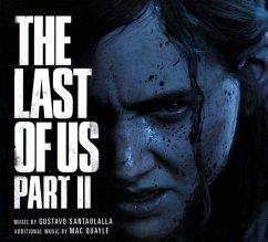 The Last Of Us Part Ii/Ost - Gustavo Santaolalla & Mac Quayle