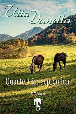Quartett im September (eBook, ePUB) - Danella, Utta