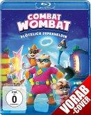 Combat Wombat-Plötzlich Superheldin