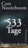 533 Tage. Berichte von der Insel (Mängelexemplar)