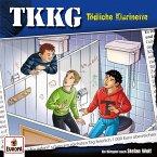 Ein Fall für TKKG - Tödliche Klarinette, 1 Audio-CD