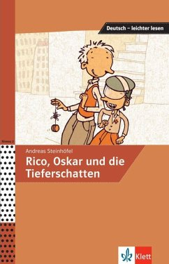 rico, oskar und die tieferschatten von andreas steinhöfel - schulbücher portofrei bei bücher.de