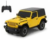 Jamara Jeep Wrangler JL 1:24 gelb 27MHz