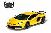 Jamara Lamborghini Aventador SVJ 1:14 gelb 2,4GHz B