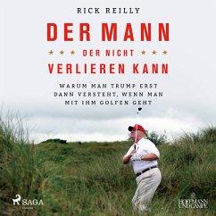 Der Mann, der nicht verlieren kann, 2 MP3-CD - Reilly, Rick