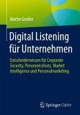 Digital Listening für Unternehmen