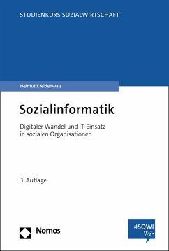 Sozialinformatik (eBook, PDF) - Kreidenweis, Helmut