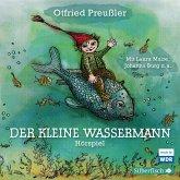Der kleine Wassermann - Das WDR-Hörspiel, 2 Audio-CD